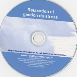 CD Relaxation et gestion du stress NatlHypnotherapy