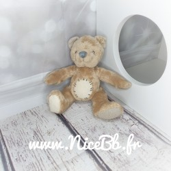 Ours Teddy Bear assis -...