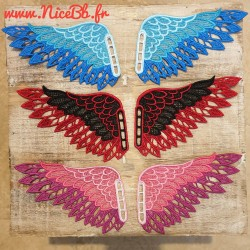 """Shoe Wings"" (ailes pour..."