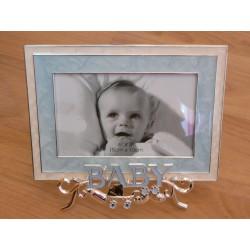 "Cadre photo ""Baby"" en métal..."