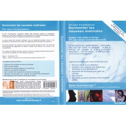 "CD auto-hypnose ""Surmonter..."